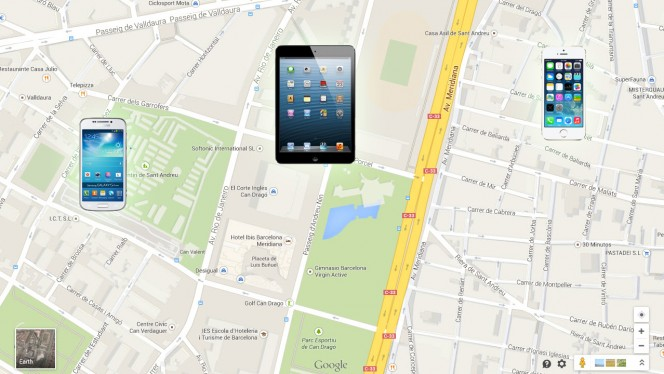 Find your smartphone