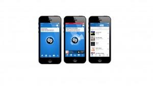"""Shazam per iOS integra la funzione """"Ascolta ora"""" di Beats Music"""
