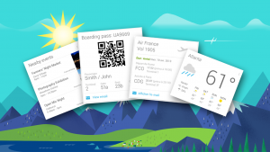 Google Now avviserà quando si abbassa il prezzo di un volo aereo