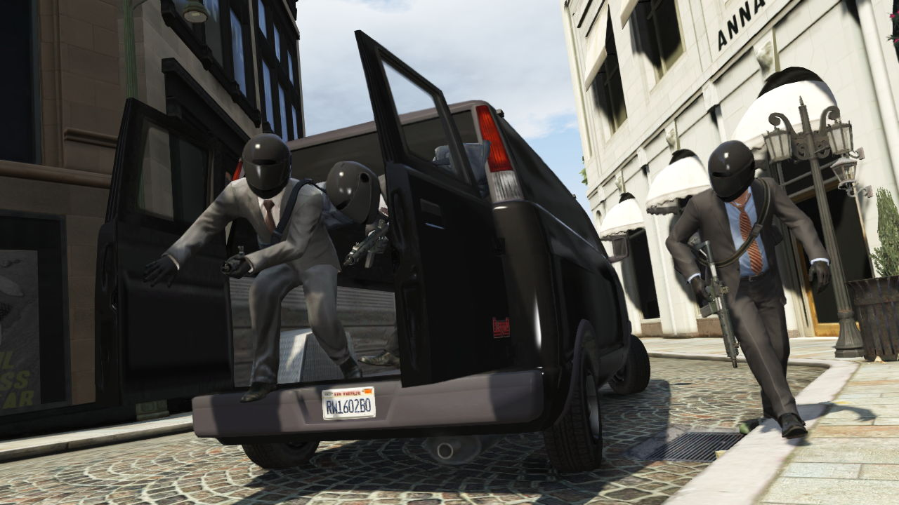 San Andreas rivive in GTA Online!