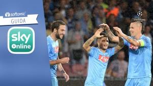 Sky Online: il Calcio e l'offerta Sport
