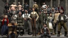 Syberia 3: nuove immagini e il ritorno di Kate Walker