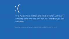 Windows: il testo del Blue Screen of Death è di Steve Ballmer