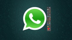 WhatsApp: come modificare una foto