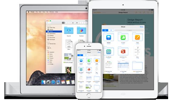 iCloud Drive - Document Picker