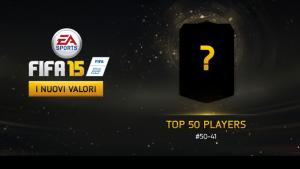 FIFA 15: rivelata la TOP 50 dei Migliori Giocatori [50-41]