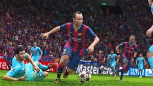 PES 2015: pronti al calcio d'inizio. Trailer di lancio ufficiale