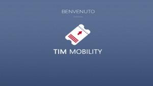 TIM Mobility: l'app per comprare i biglietti dei mezzi pubblici con un tap