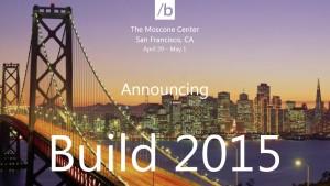 Microsoft: la conferenza Build a fine aprile, con Windows 10