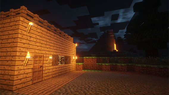 Minecraft: le résultat!