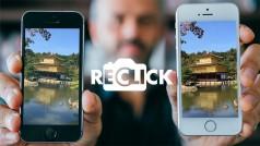 ReClick - Come raddrizzare una foto storta