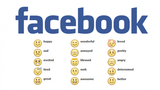 Wat zijn de codes voor emoticons in Facebook chat?