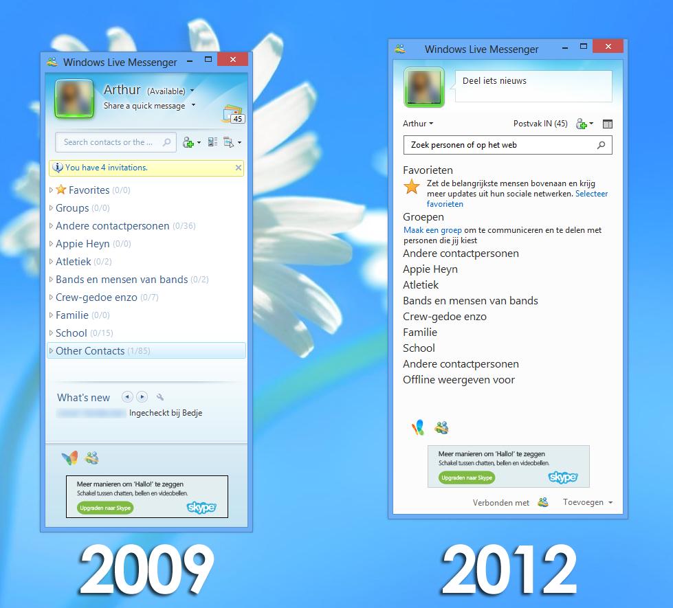 Hoe krijg ik MSN terug? Neem afscheid van Skype met