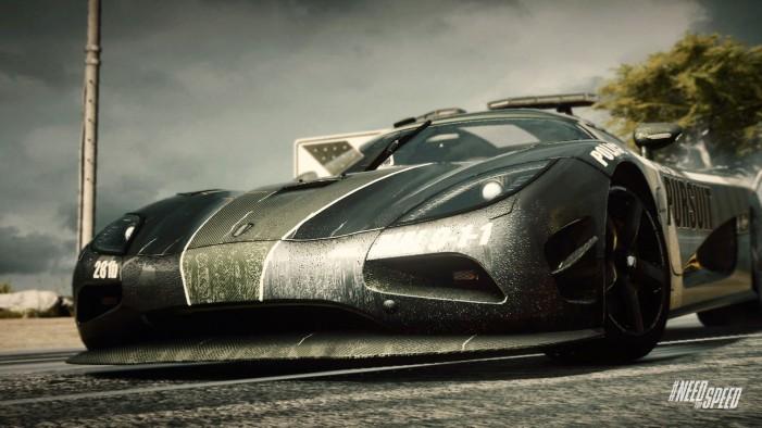 Gamescom 2013: Need for Speed Rivals hands-on: tuning en achtervolgingen