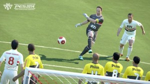 Konami presenteert nieuwe PES 2014 gameplay trailer [video]