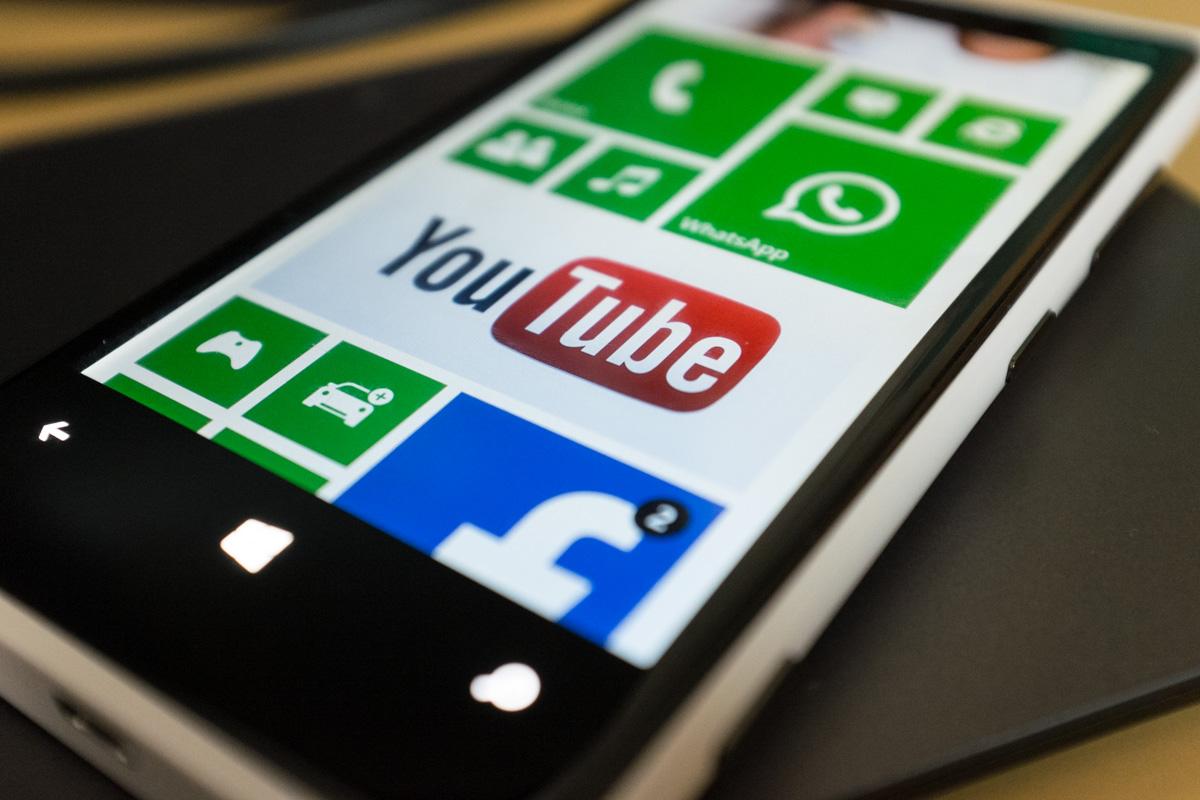 Microsoft lanceert YouTube-app voor Windows Phone opnieuw
