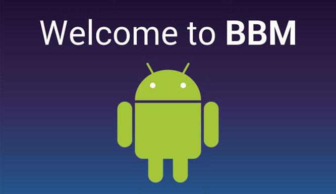 Lancering BlackBerry Messenger voor Android gepauzeerd