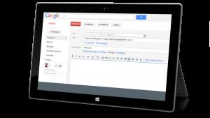 Op de oude manier mails opstellen in Gmail