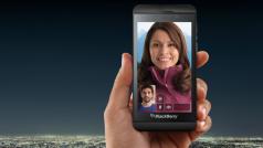 Screenshots wijzen op BlackBerry Z10 met Google Play Store