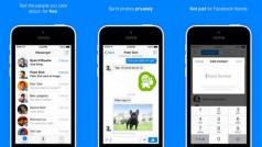 Update van Facebook Messenger wereldwijd beschikbaar
