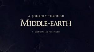 Bekijk hobbits, dwergen en draken met Chrome Experiment
