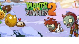 Update Plants vs. Zombies 2 voor Android en iOS bevat nieuwe features