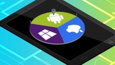 Welk besturingssysteem staat er op mijn tablet en welke versie heb ik?
