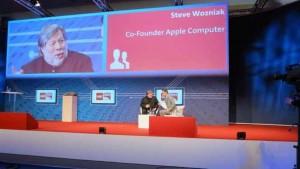 """""""Edward Snowden is een held"""" – Steve Wozniak spreekt tijdens CeBIT 2014"""