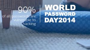Check jouw wachtwoord op World Password Day 2014