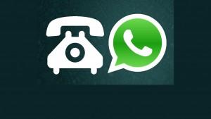 Gratis bellen met nieuwe bèta van WhatsApp voor Android