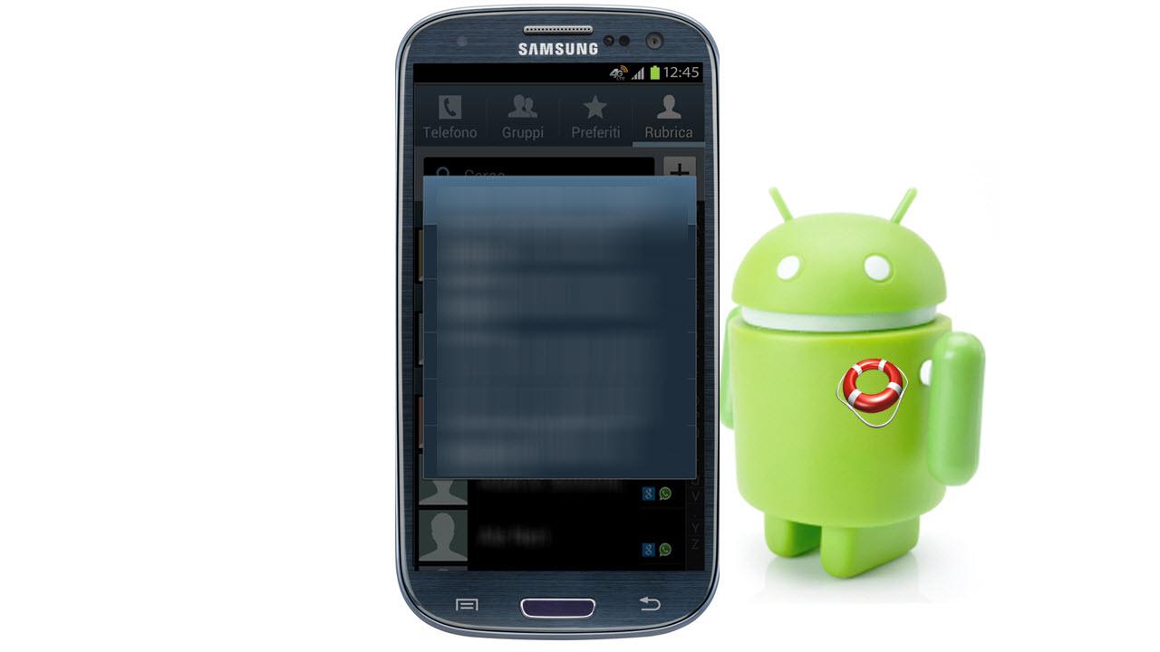 Zo maak je een back-up van je Android-contacten