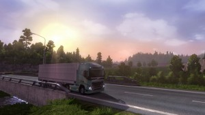 Bekijk screenshots van Euro Truck Simulator 2 Nordic