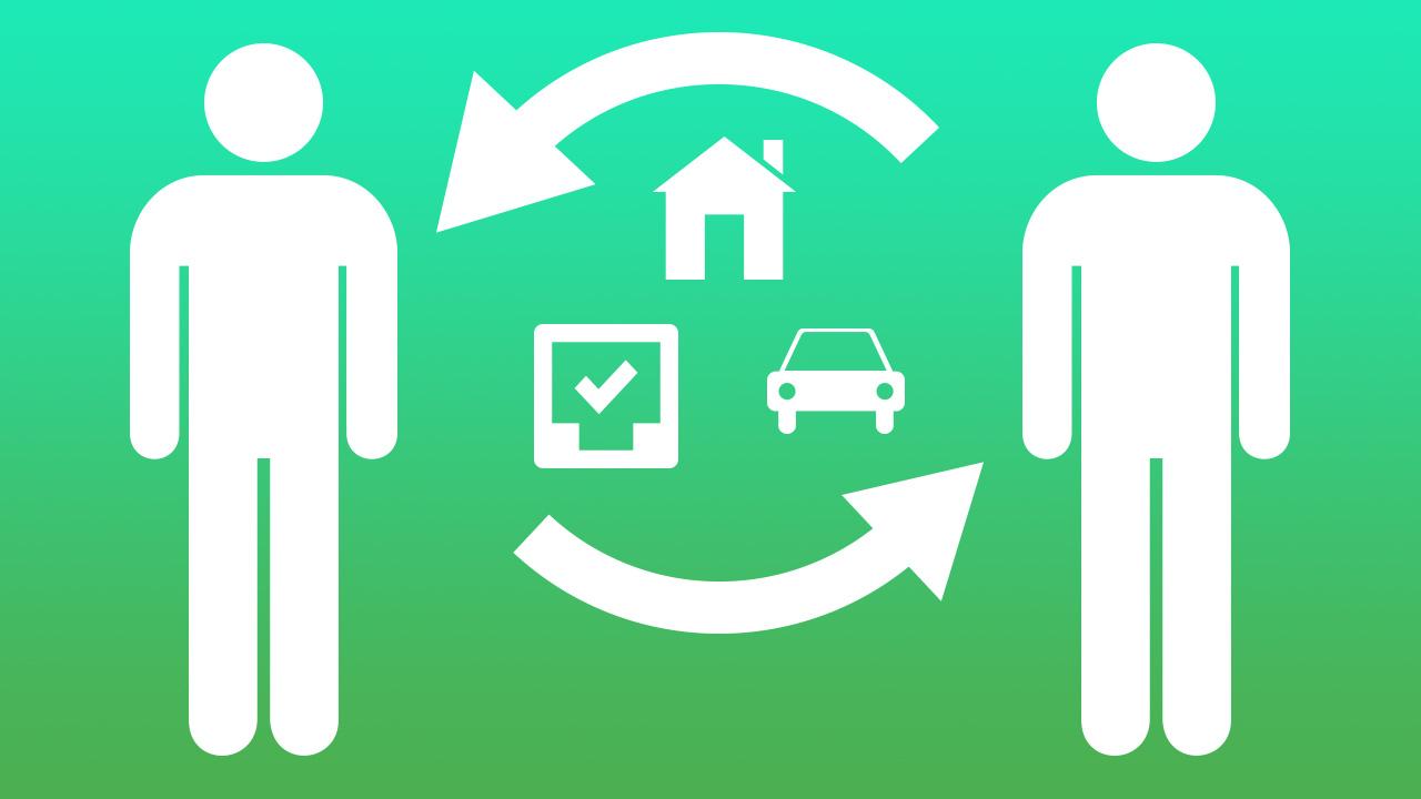 Uber, Airbnb & co: de stroomversnellers van de sharing economy