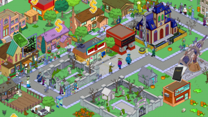 7 tips voor een succesvolle stad in The Simpsons: Tapped Out