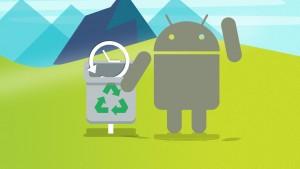Wis je sporen en verwijder je Android-browsergeschiedenis