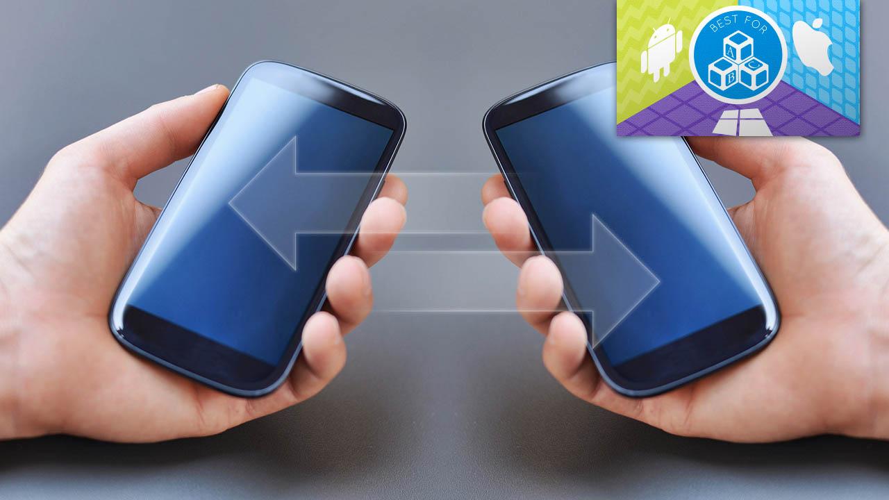 Zo deel je bestanden met Android, iOS en Windows Phone