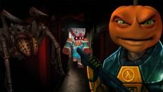 Halloween horror-mods voor GTA, Skyrim, Goat Simulator en meer