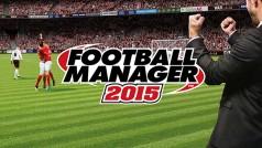 Football Manager 2015 vanaf nu beschikbaar