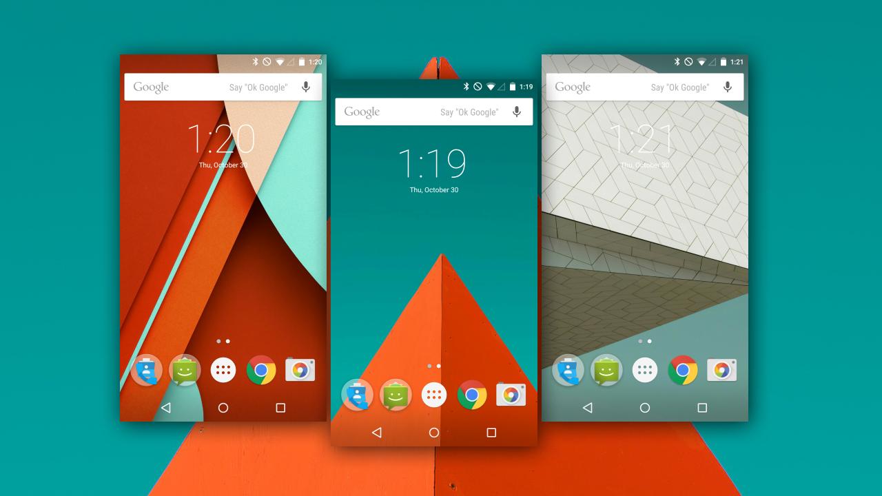 Aan de slag met Android 5.0 Lollipop