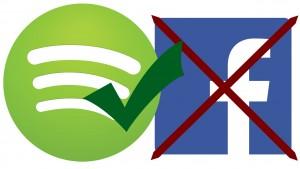 Spotify-lijsten delen zonder Facebook