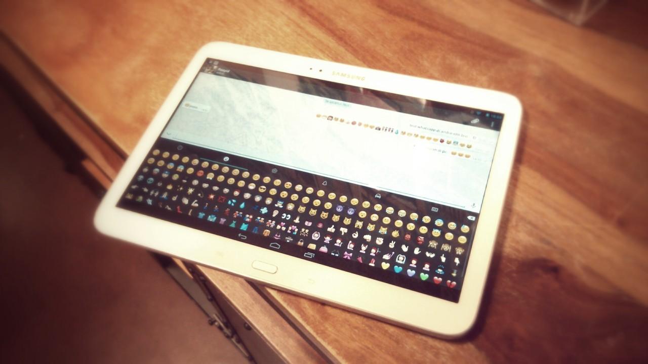 WhatsApp installeren en activeren op een Android-tablet