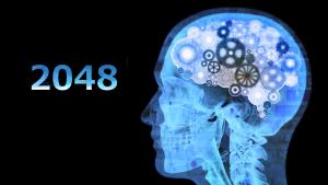 頭脳系パズルゲーム【2048】攻略法!