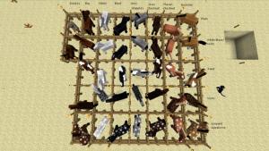 Minecraft 1.6で 馬の入手、飼育、繁殖、乗馬する方法