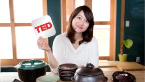 和食器でご当地グルメを楽しむイベントを新たに企画、ふじいけ ひとみ さんのとっておきアプリ「TED」 [始めようキャンペーン:001]