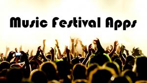 音楽フェスとアウトドアを最高に楽しむアプリ5つ
