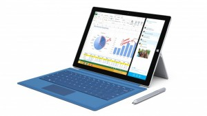 Mac Book Airより軽い「Surface Pro 3」が登場