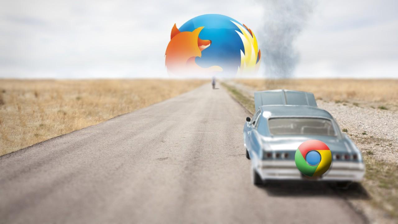 ChromeからFirefoxに乗り換えた理由5つ