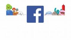Facebookスタンプ全まとめ、コメント対応は日本からスタート