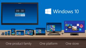 Windows 10 は全プラットフォーム統合へ、PCではデスクトップ復活