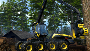 農場経営ゲーム「Farming Simulator 15」のトレーラー動画が公開